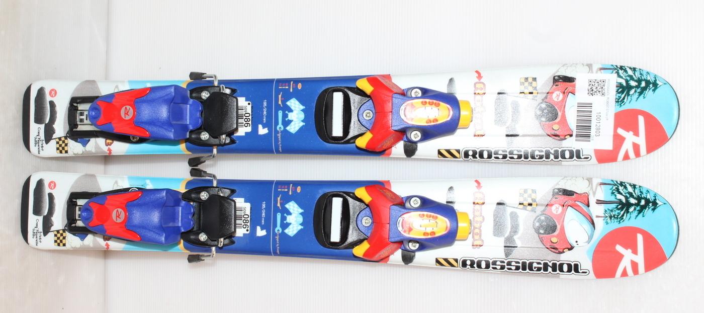 Dětské lyže ROSSIGNOL ROBOT 67cm