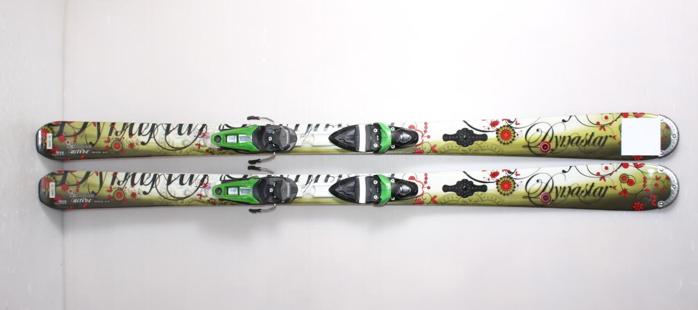 Dámské lyže DYNASTAR EXCLUSIVE ACTIVE 158cm