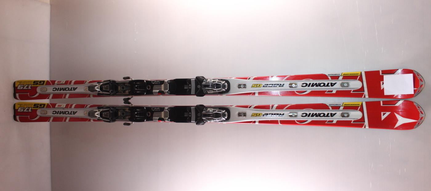 Lyže ATOMIC Race GS 179cm