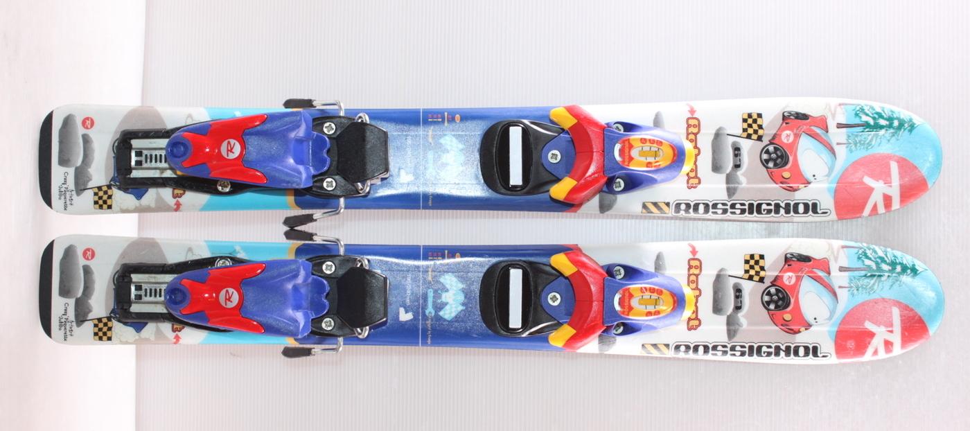 Dětské lyže ROSSIGNOL ROBOT 70cm