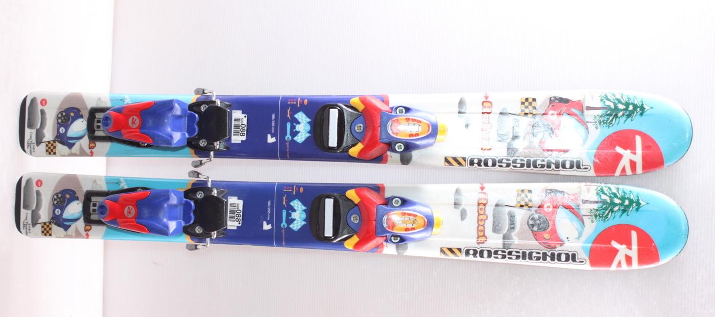 Dětské lyže ROSSIGNOL ROBOT 80cm