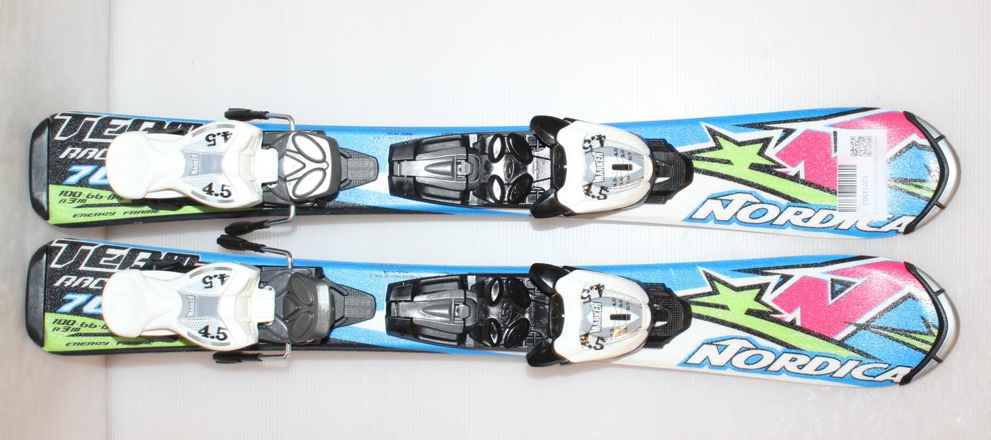Dětské lyže NORDICA DOBERMANN TEAM RACE J 70cm