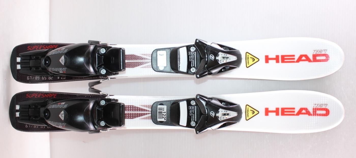 Dětské lyže HEAD SUPERSHAPE TEAM 70cm