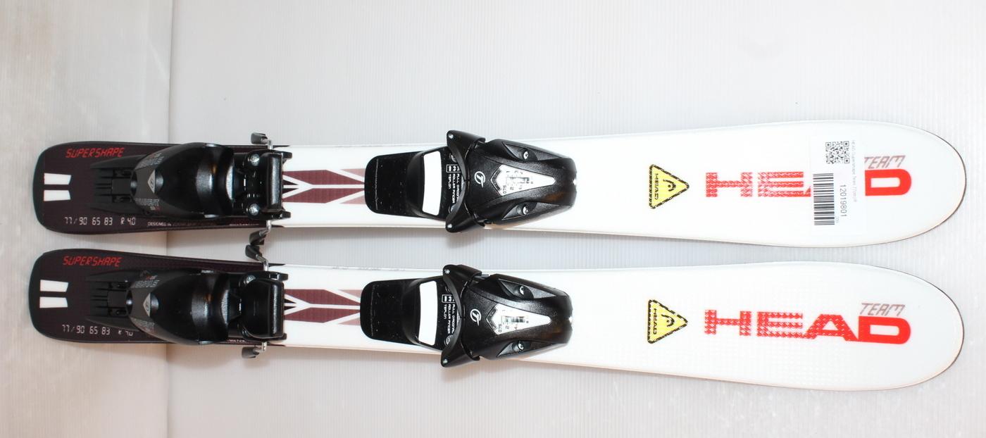 Dívčí lyže HEAD Supershape Team 77cm