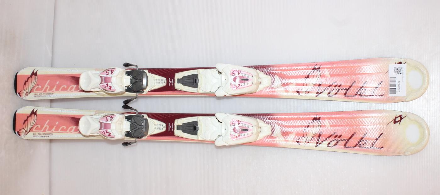 Dívčí lyže VOLKL CHICA 100cm
