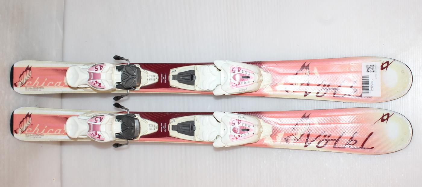 Dívčí lyže VOLKL CHICA 90cm