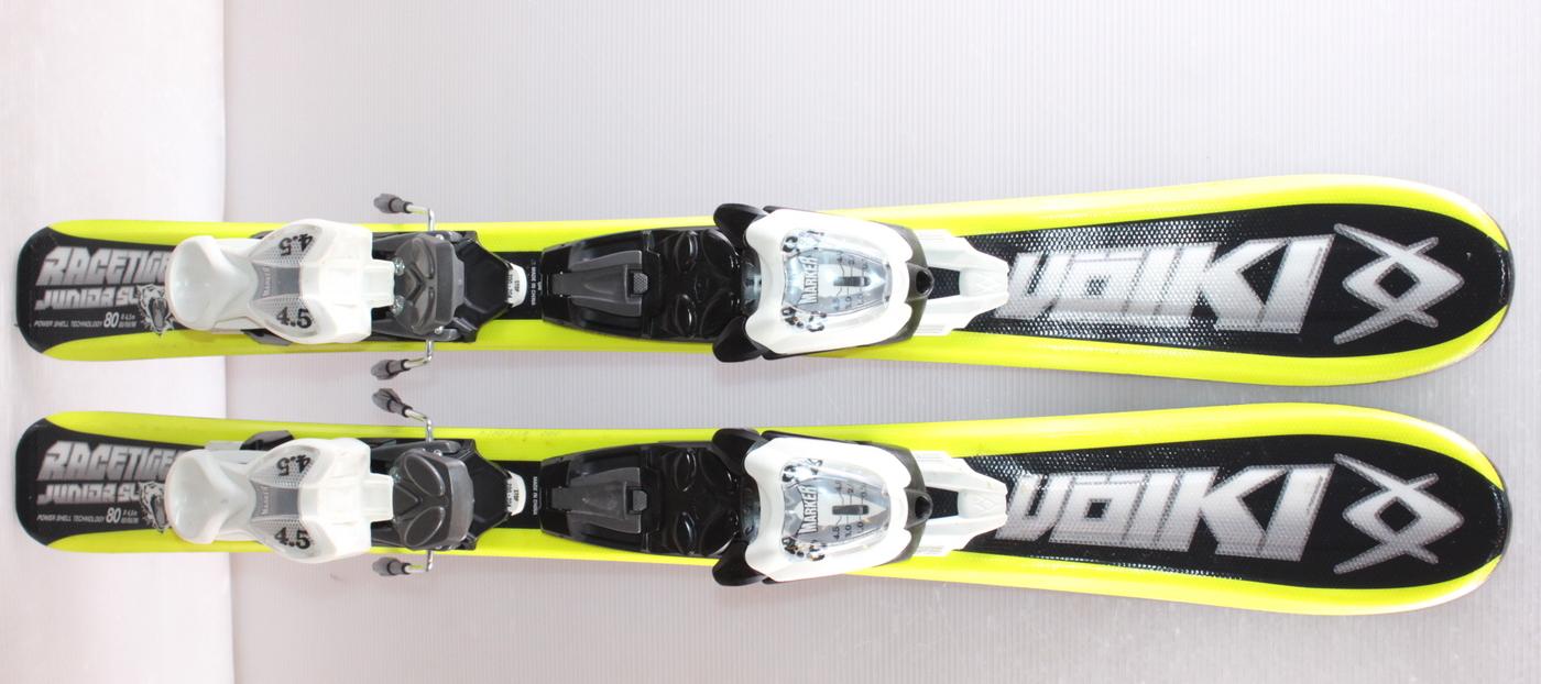 Dětské lyže VOLKL RACETIGER JUNIOR SL 80cm