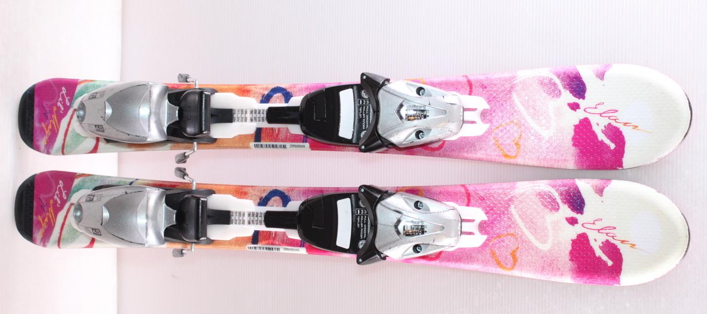 Dívčí lyže ELAN LIL MAGIC 70cm