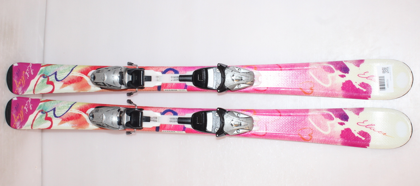 Dívčí lyže ELAN LIL MAGIC 110cm