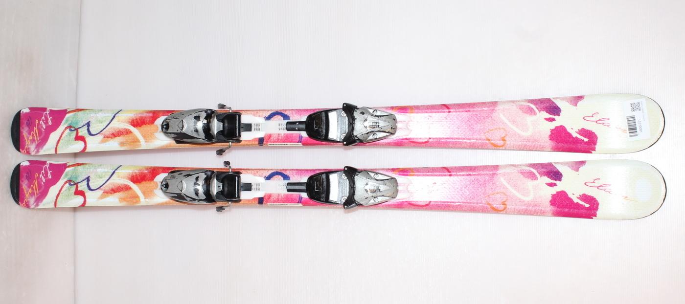 Dívčí lyže ELAN LIL MAGIC 120cm
