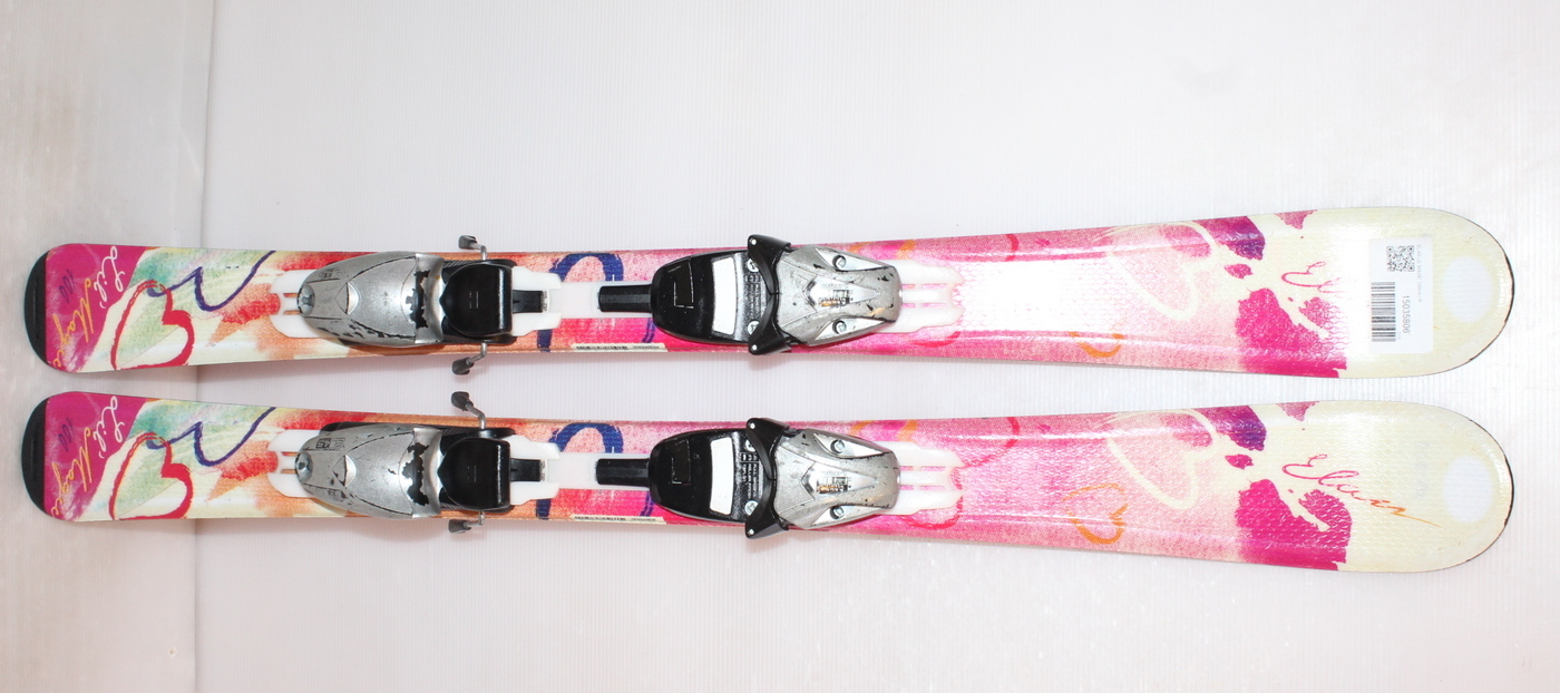 Dívčí lyže ELAN LIL MAGIC 100cm