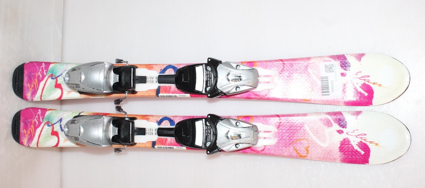 Dívčí lyže ELAN LIL MAGIC 80cm