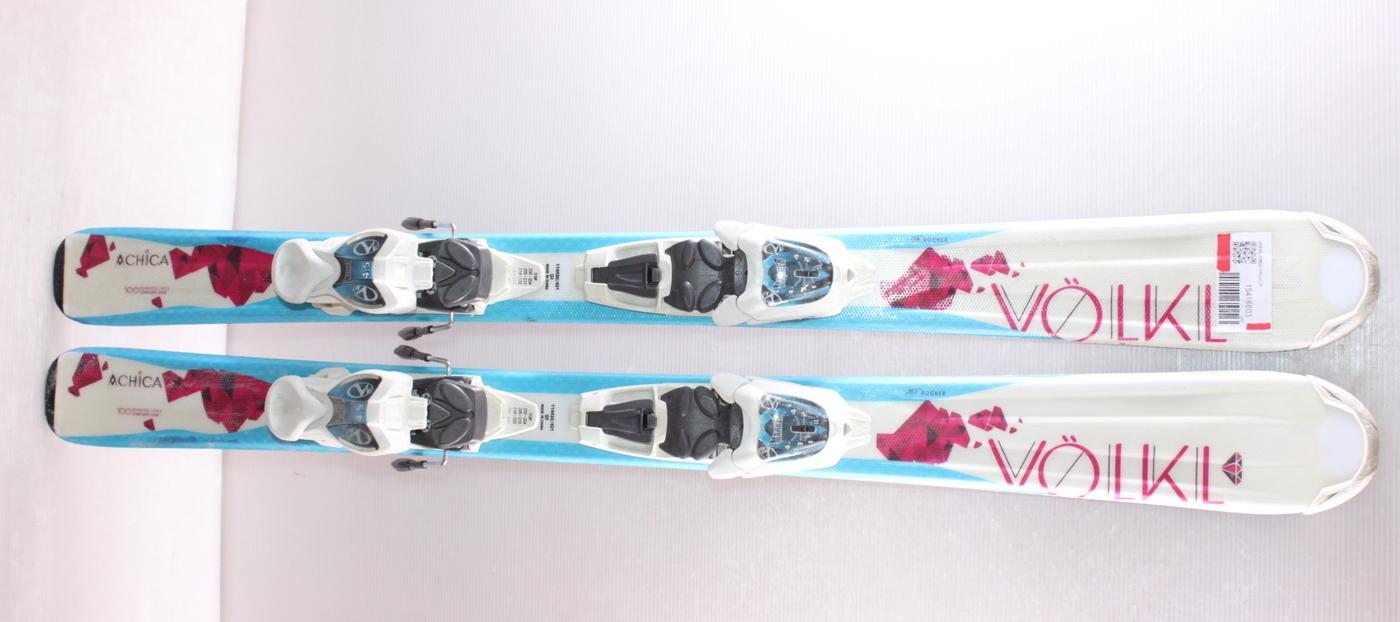 Dětské lyže VOLKL CHICA 100cm
