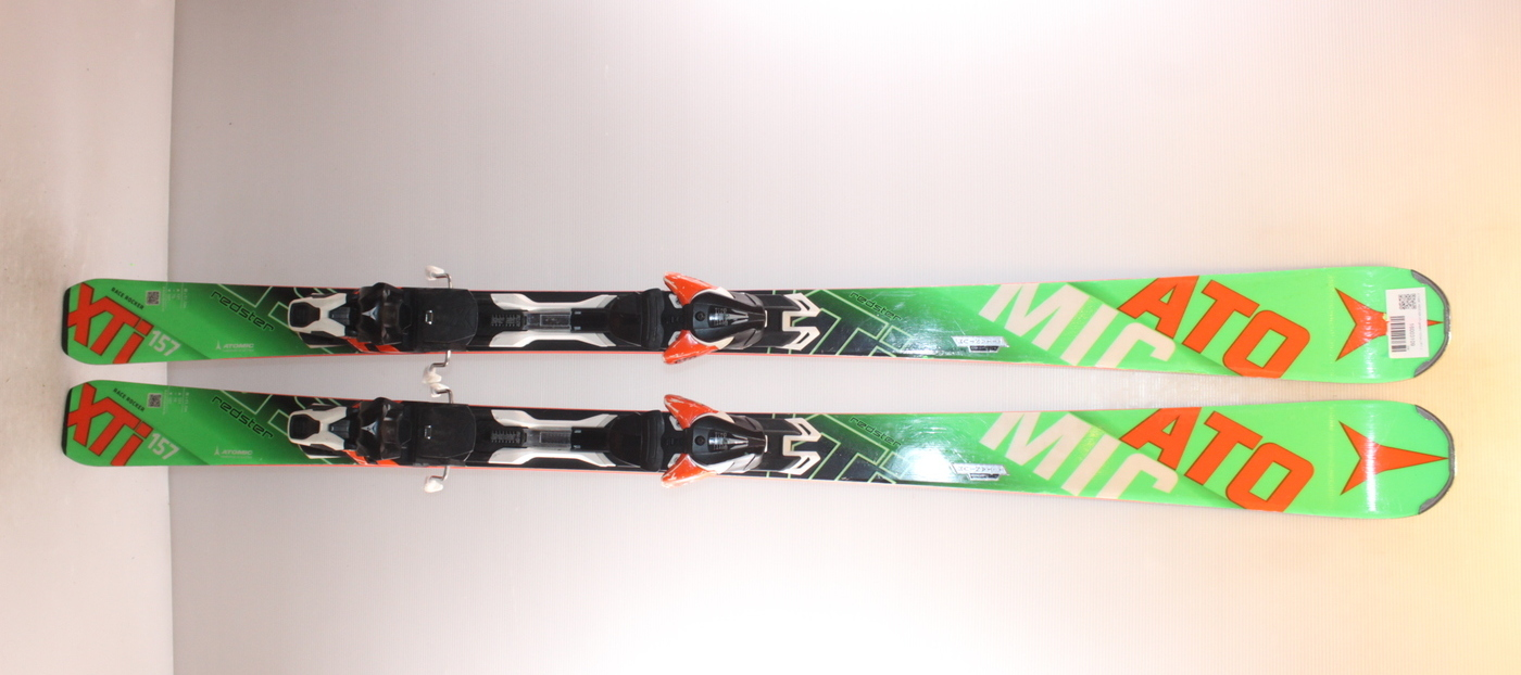 Lyže ATOMIC REDSTER XTi (green) 157cm