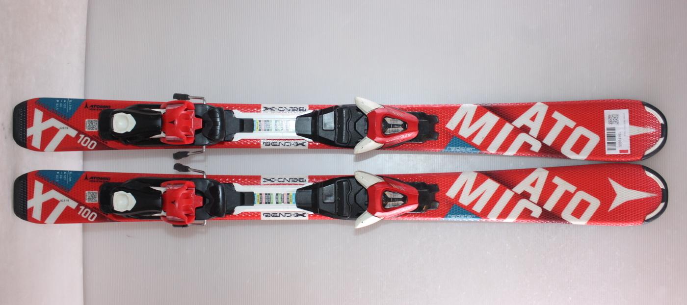 Dětské lyže ATOMIC REDSTER XT 100cm