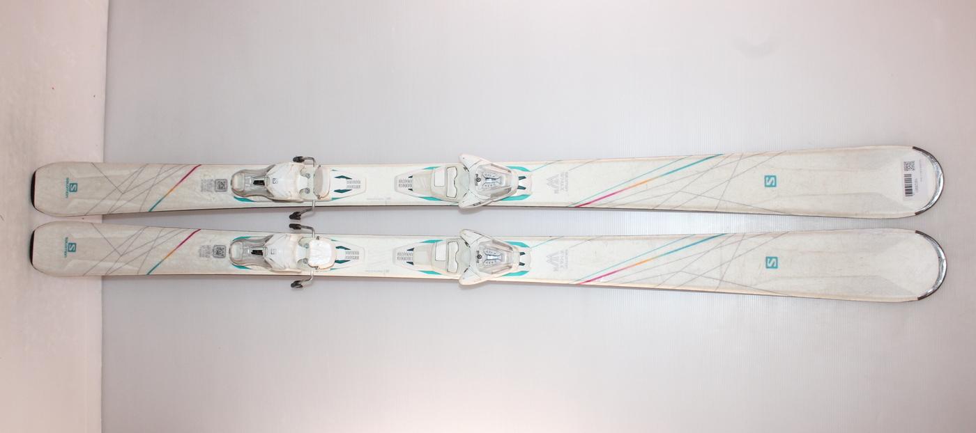 Dámské lyže SALOMON W MAX 4 155cm rok 2018
