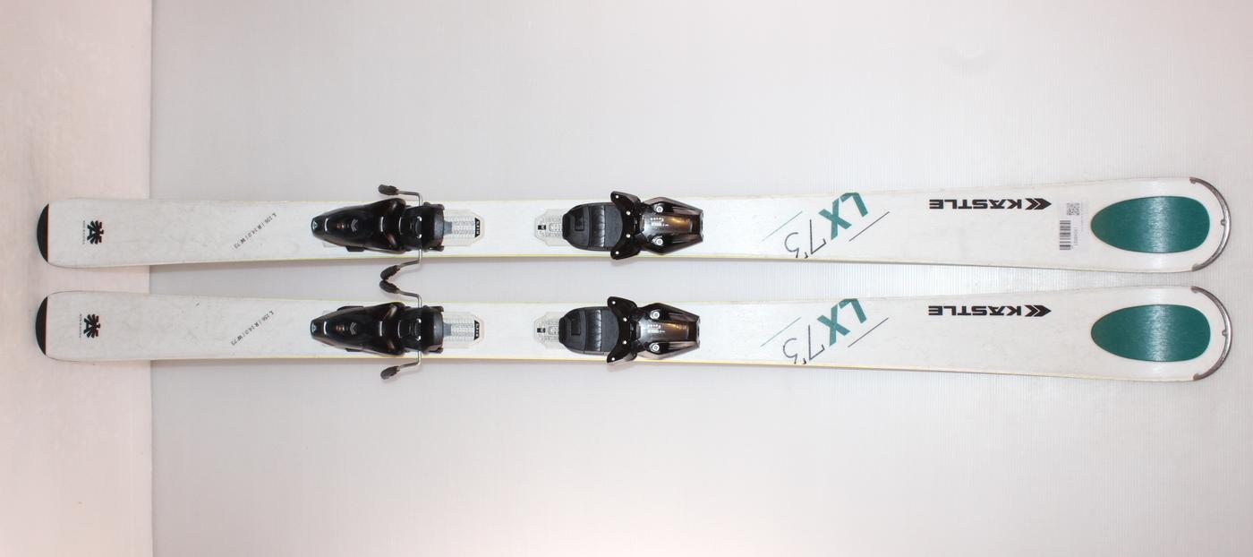Dámské lyže KÄSTLE LX 73 148cm rok 2018