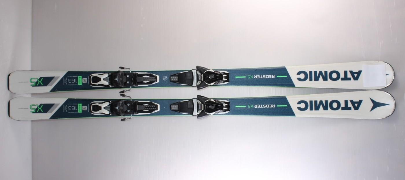 Lyže ATOMIC REDSTER X5 BLUE 163cm rok 2018