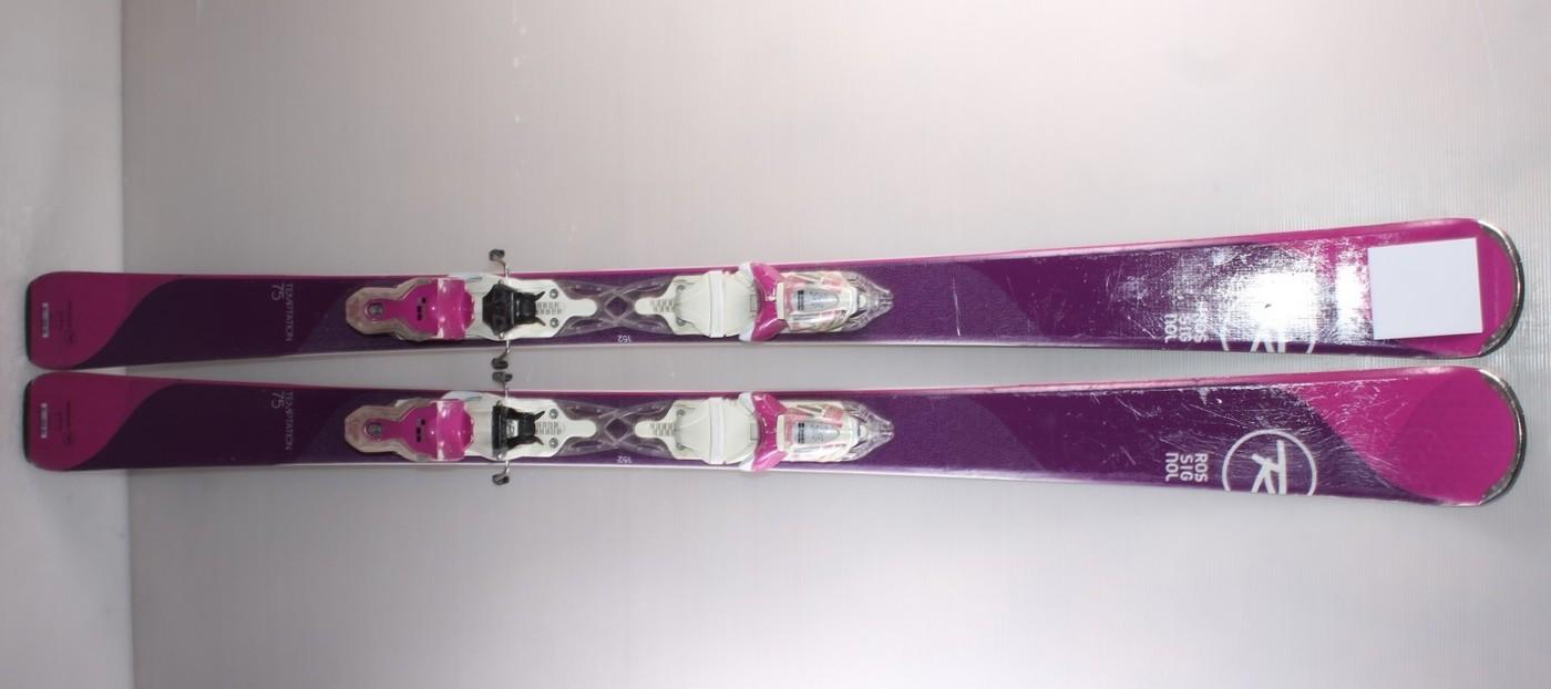 Dámské lyže ROSSIGNOL TEMPTATION 75 152cm rok 2018