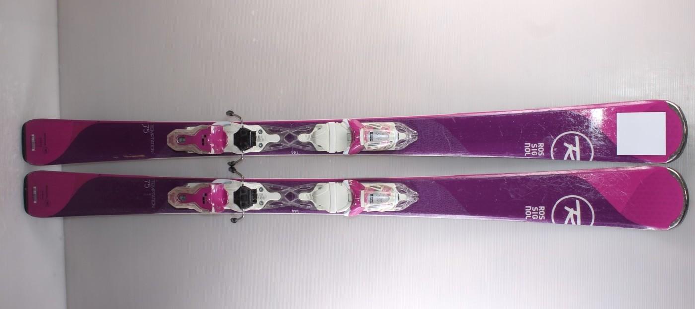 Dámské lyže ROSSIGNOL TEMPTATION 75 144cm rok 2018