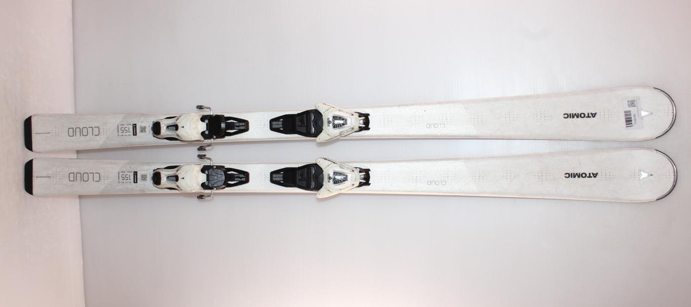 Dámské lyže ATOMIC CLOUD 155cm rok 2019