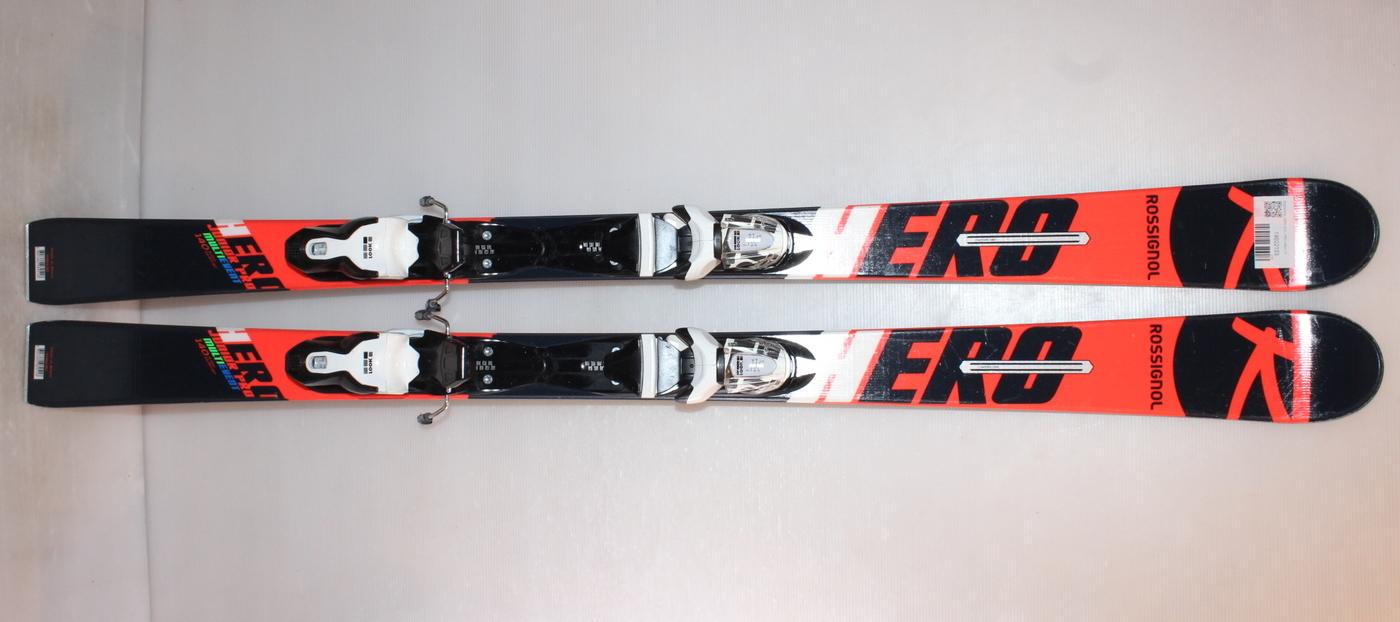 Dětské lyže ROSSIGNOL HERO MTE J PRO 140cm rok 2019