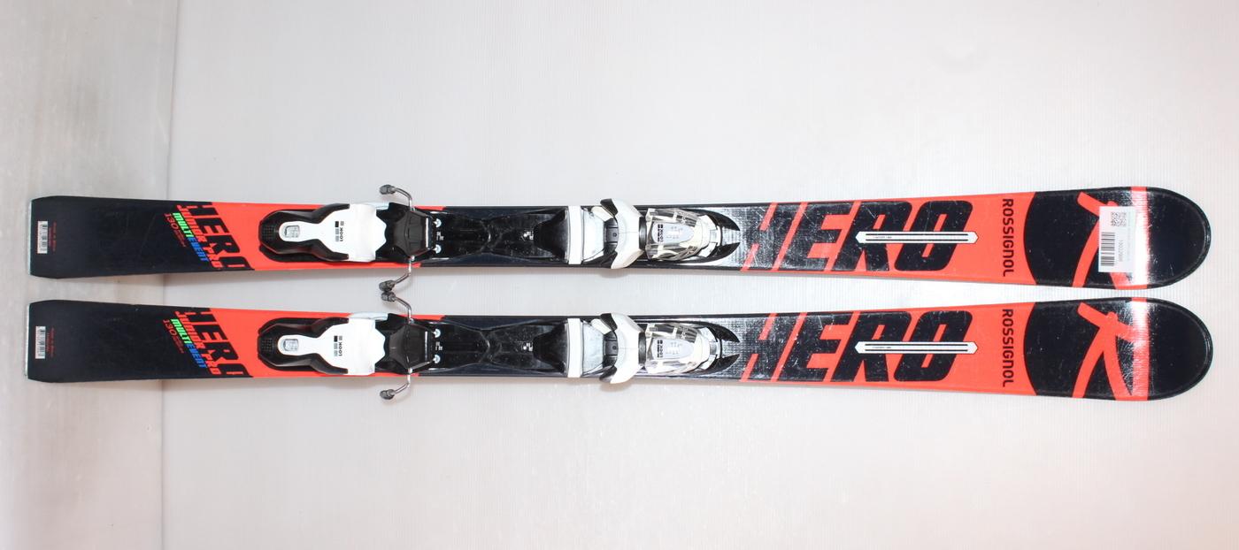 Dětské lyže ROSSIGNOL HERO MTE J PRO 130cm rok 2019