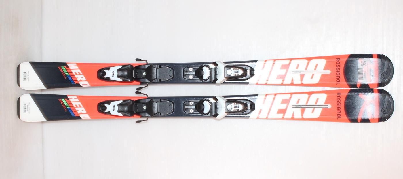 Dětské lyže ROSSIGNOL HERO JUNIOR 120cm rok 2019