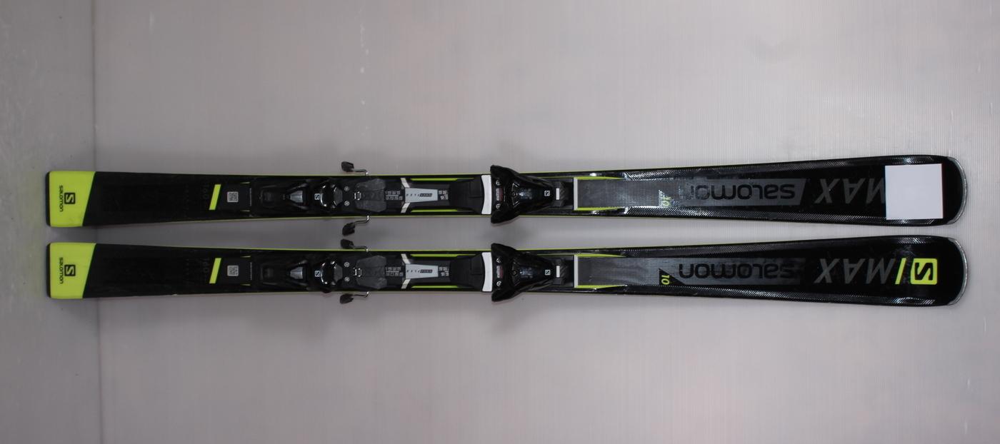 Lyže SALOMON S/MAX 10 160cm rok 2019