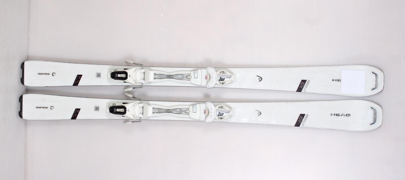 Dámské lyže HEAD ABSOLUT JOY 143cm rok 2019