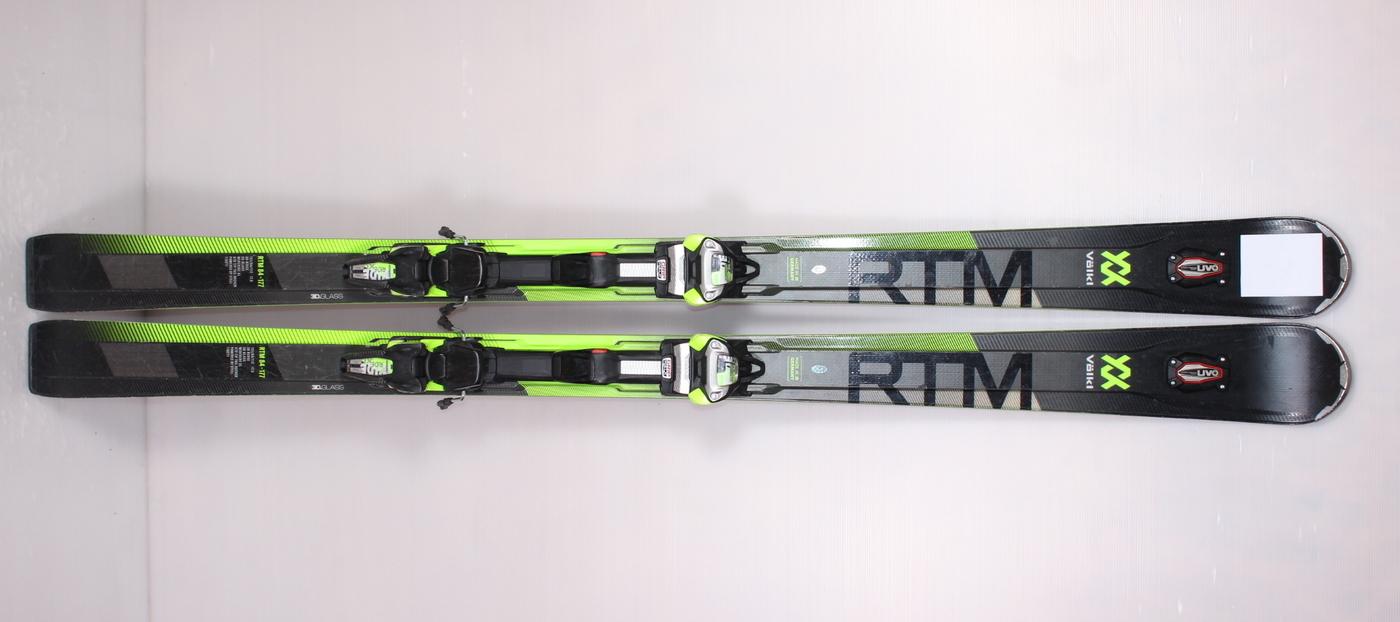Lyže VOLKL RTM 84 177cm rok 2019
