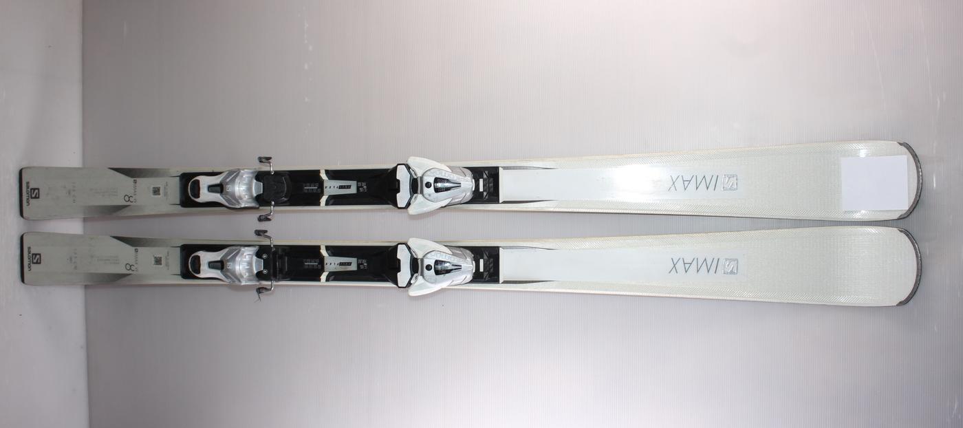 Dámské lyže SALOMON S/MAX W 8 155cm rok 2019