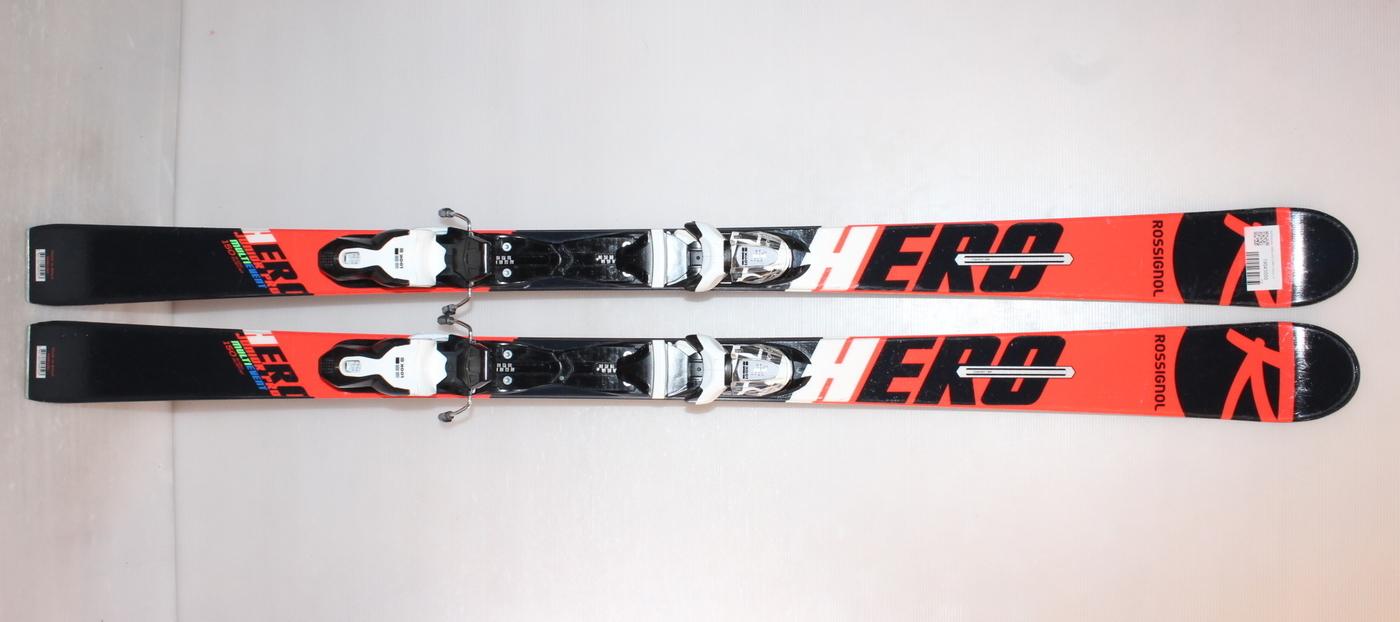 Dětské lyže ROSSIGNOL HERO MTE J PRO 150cm rok 2019
