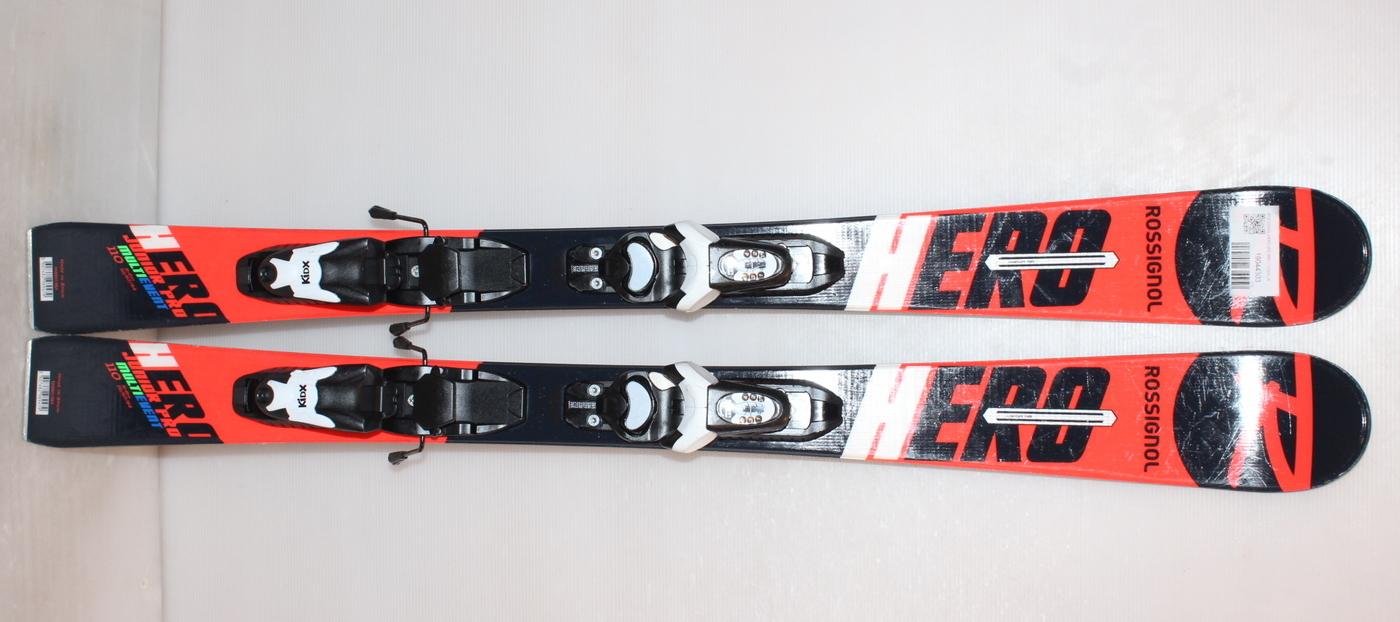 Dětské lyže ROSSIGNOL HERO MTE PRO J 110cm rok 2019