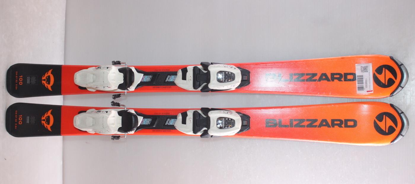 Dětské lyže BLIZZARD FIREBIRD COMPETITION 100cm rok 2019