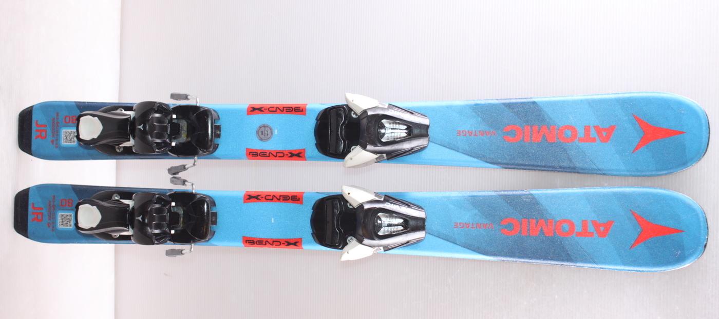 Dětské lyže ATOMIC VANTAGE JR  80cm rok 2019