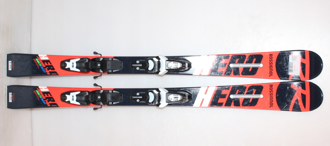 Dětské lyže ROSSIGNOL HERO MTE J PRO 120cm rok 2019