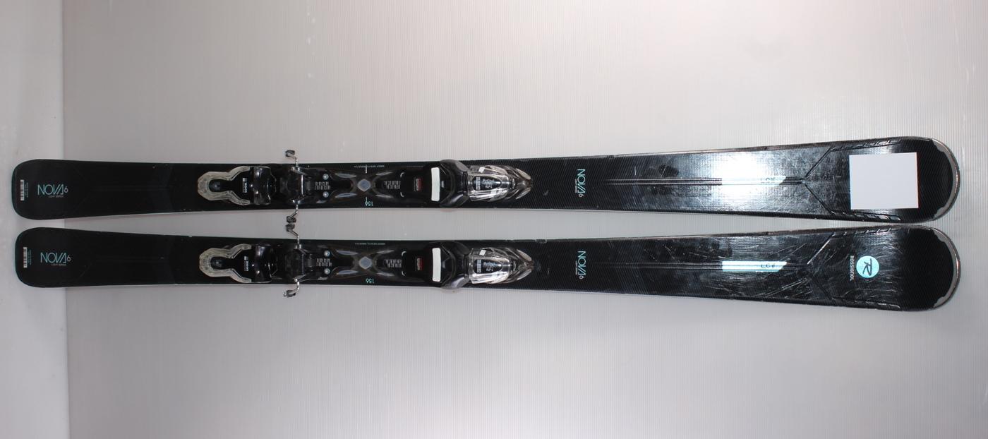 Dámské lyže ROSSIGNOL Nova 6 156cm rok 2020