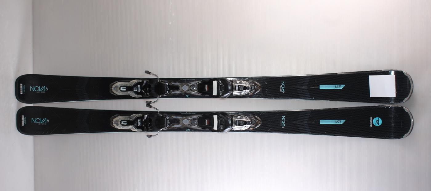 Dámské lyže ROSSIGNOL Nova 6 142cm rok 2020
