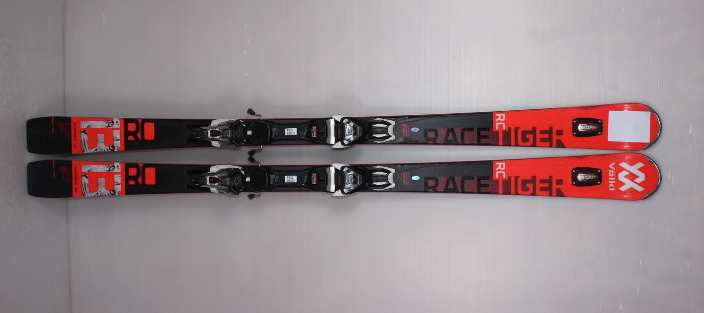 Lyže VOLKL RACETIGER RC red/black 165cm rok 2020
