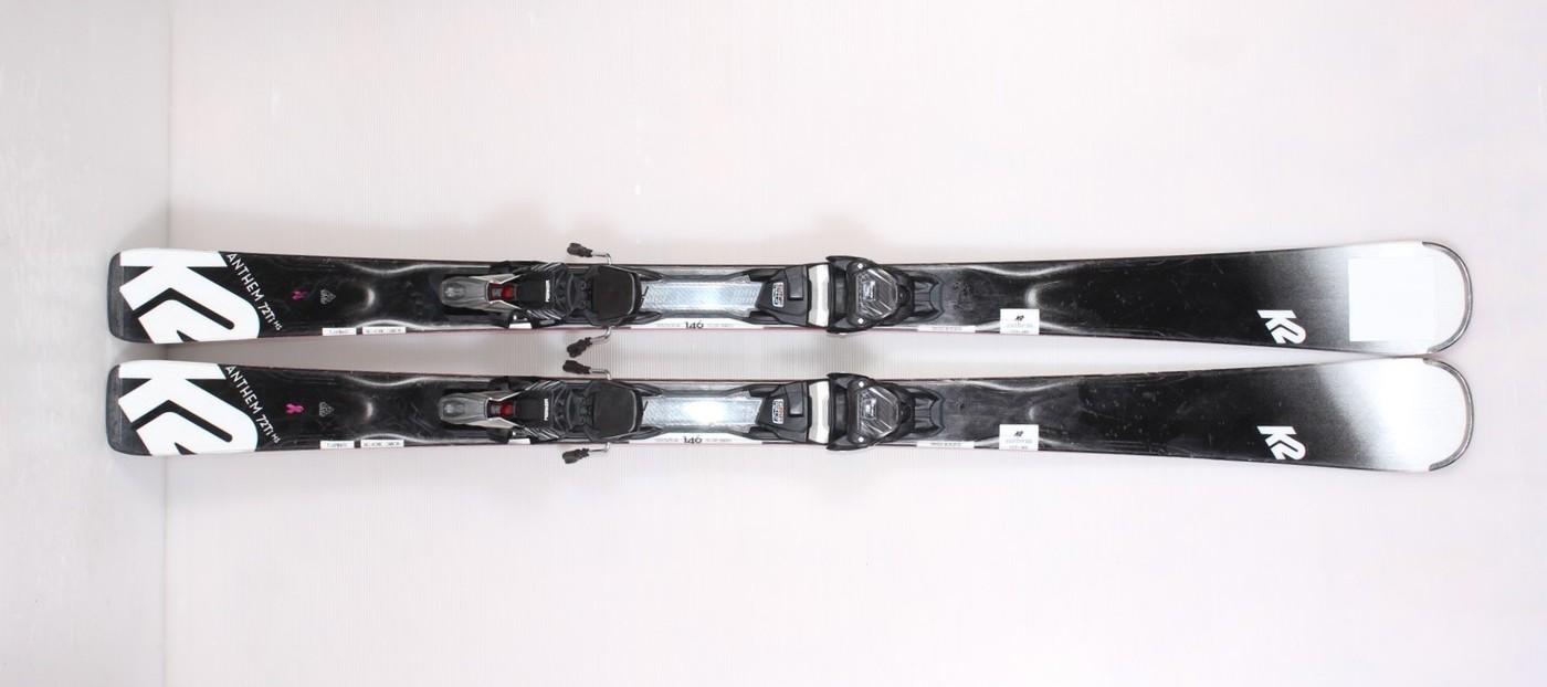 Dámské lyže K2 ANTHEM 72 Ti HS 146cm rok 2020