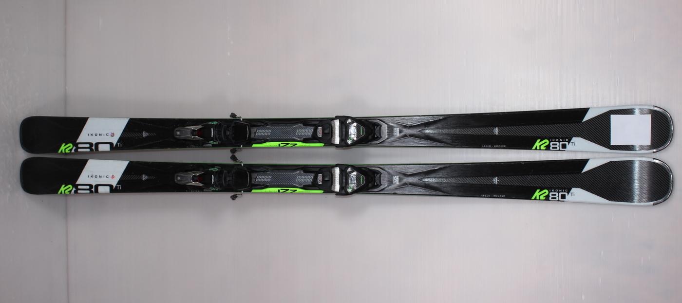 Lyže K2 IKONIC 80 Ti 177cm rok 2020