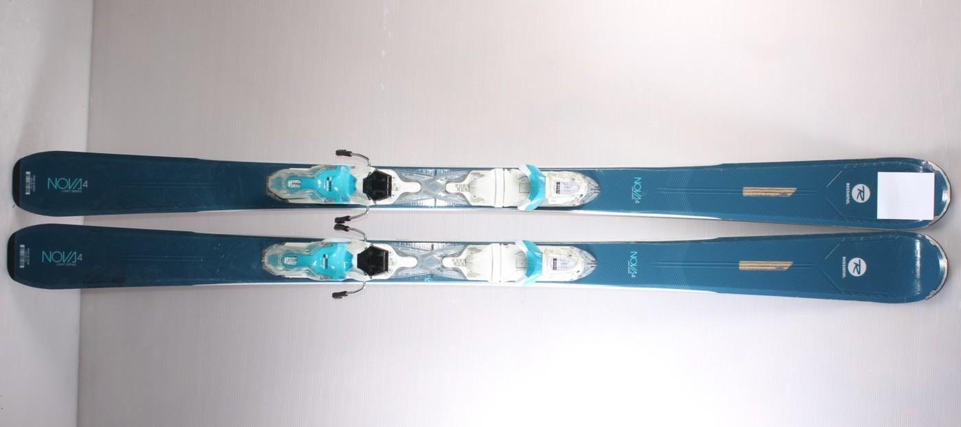 Dámské lyže ROSSIGNOL Nova 4 154cm rok 2020