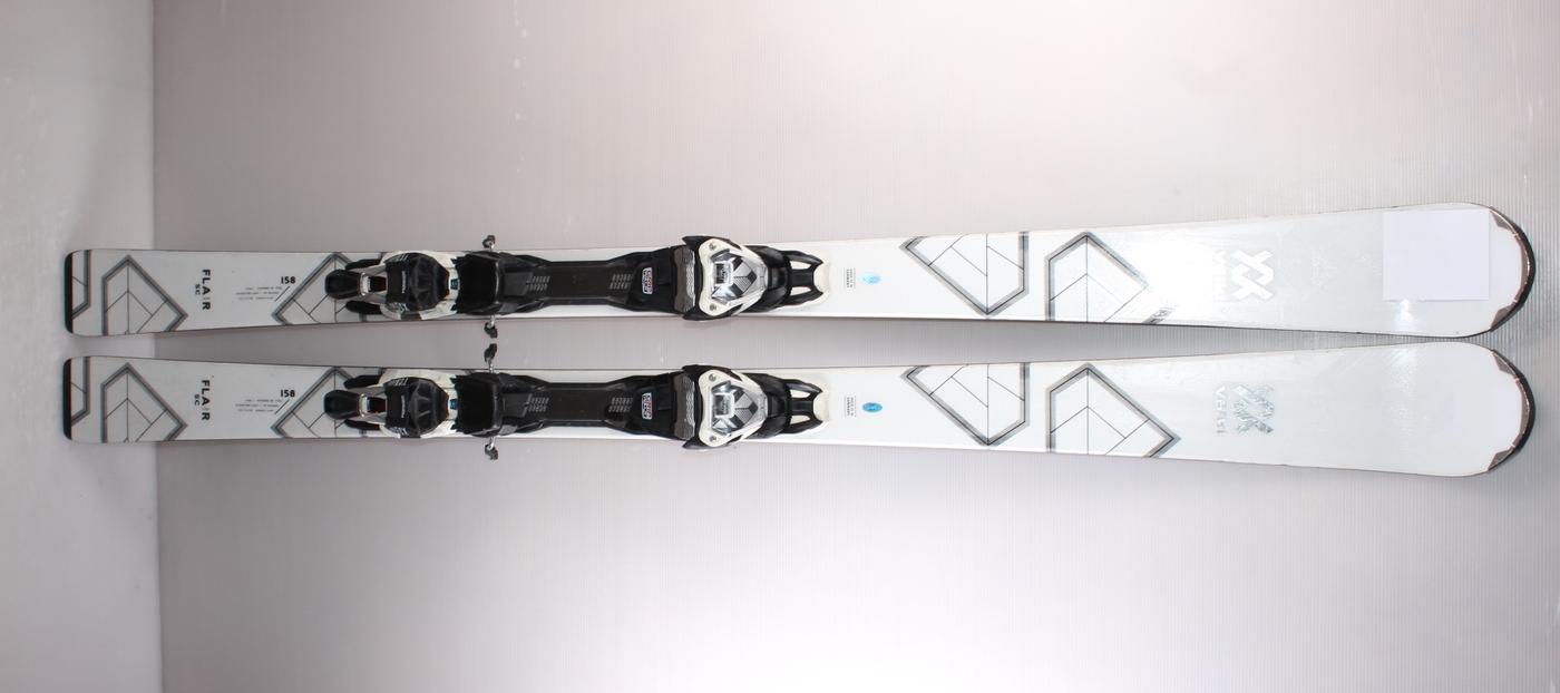 Dámské lyže VOLKL FLAIR SC 158cm rok 2020