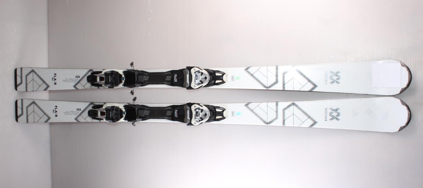 Dámské lyže VOLKL FLAIR SC 153cm rok 2020