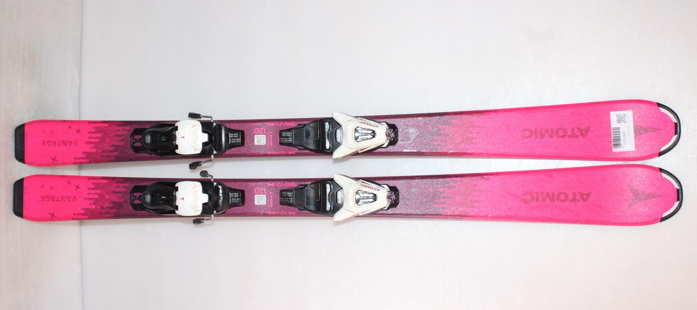 Dětské lyže ATOMIC VANTAGE 120cm rok 2020