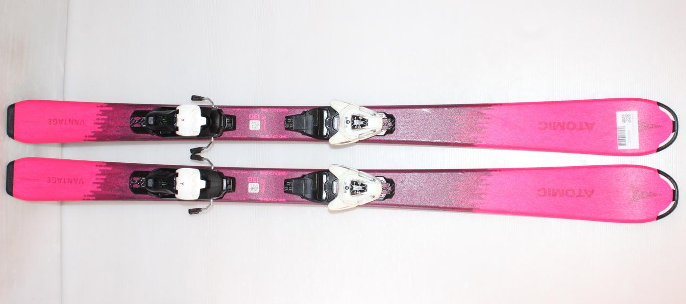 Dětské lyže ATOMIC VANTAGE 130cm rok 2020
