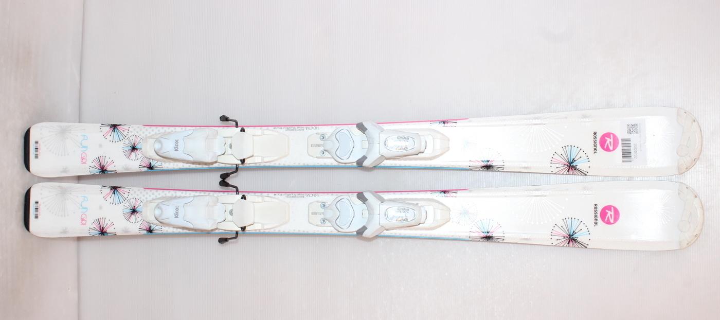 Dětské lyže ROSSIGNOL FUN GIRL 110cm rok 2020