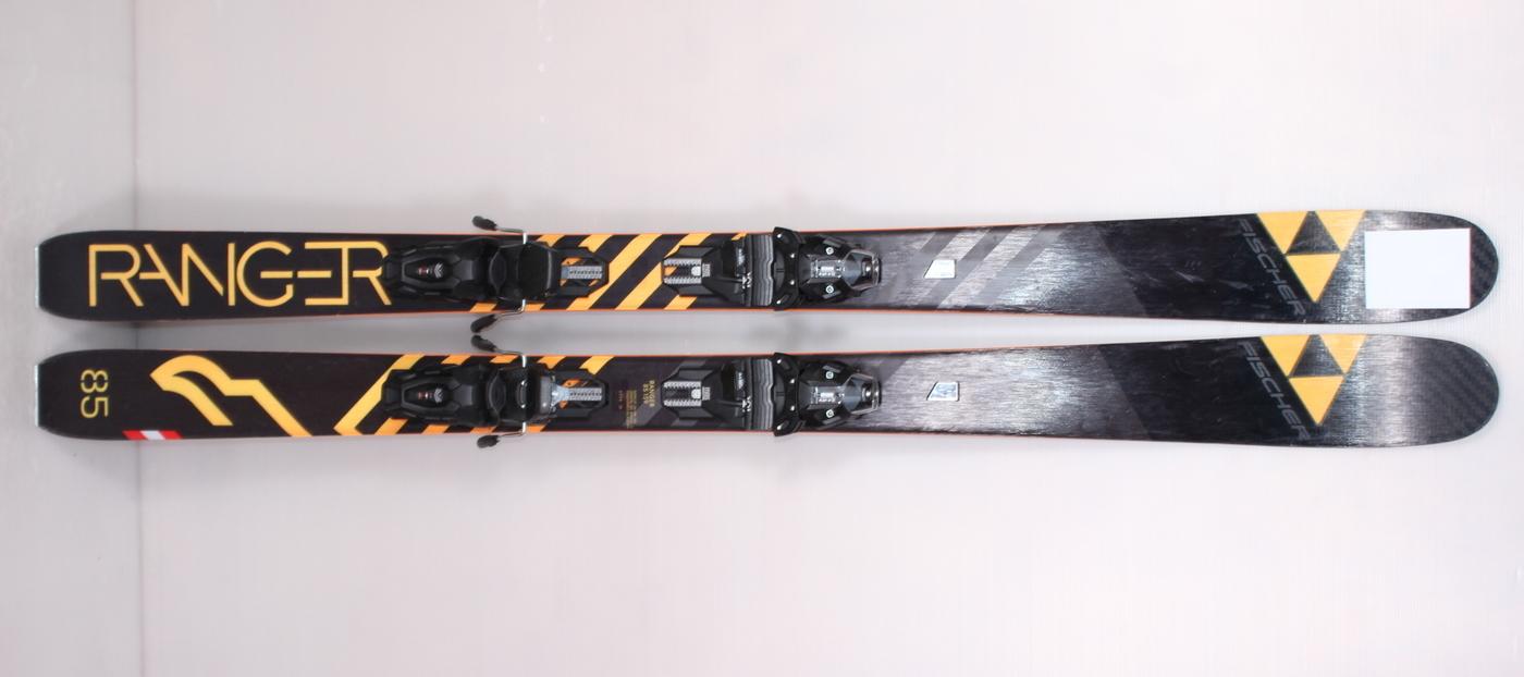 Lyže FISCHER Ranger 85 159cm rok 2020
