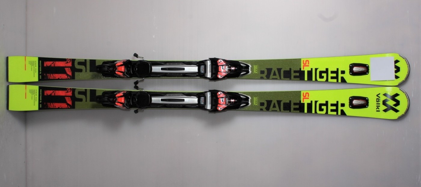 Lyže VOLKL RACETIGER SL 155cm rok 2020
